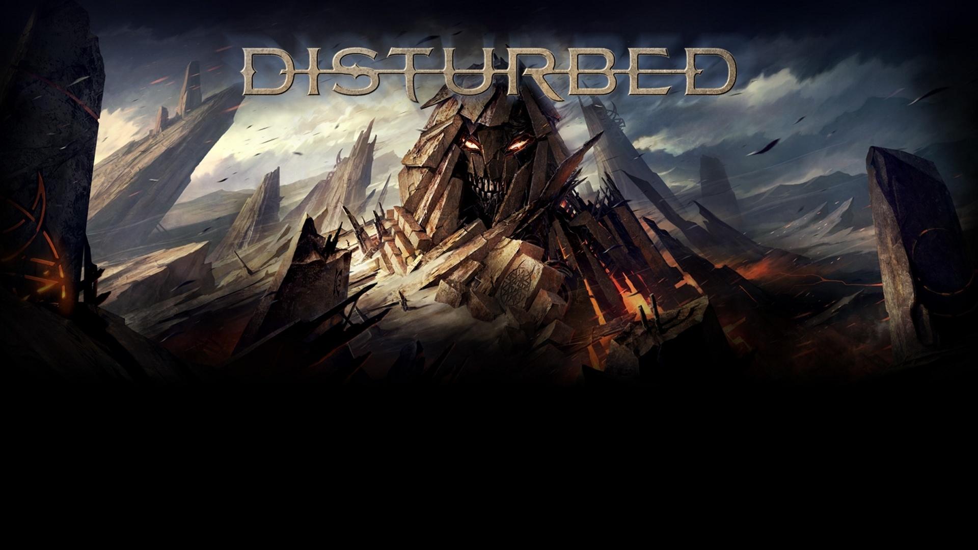 Disturbed-immortalized скачать альбом.