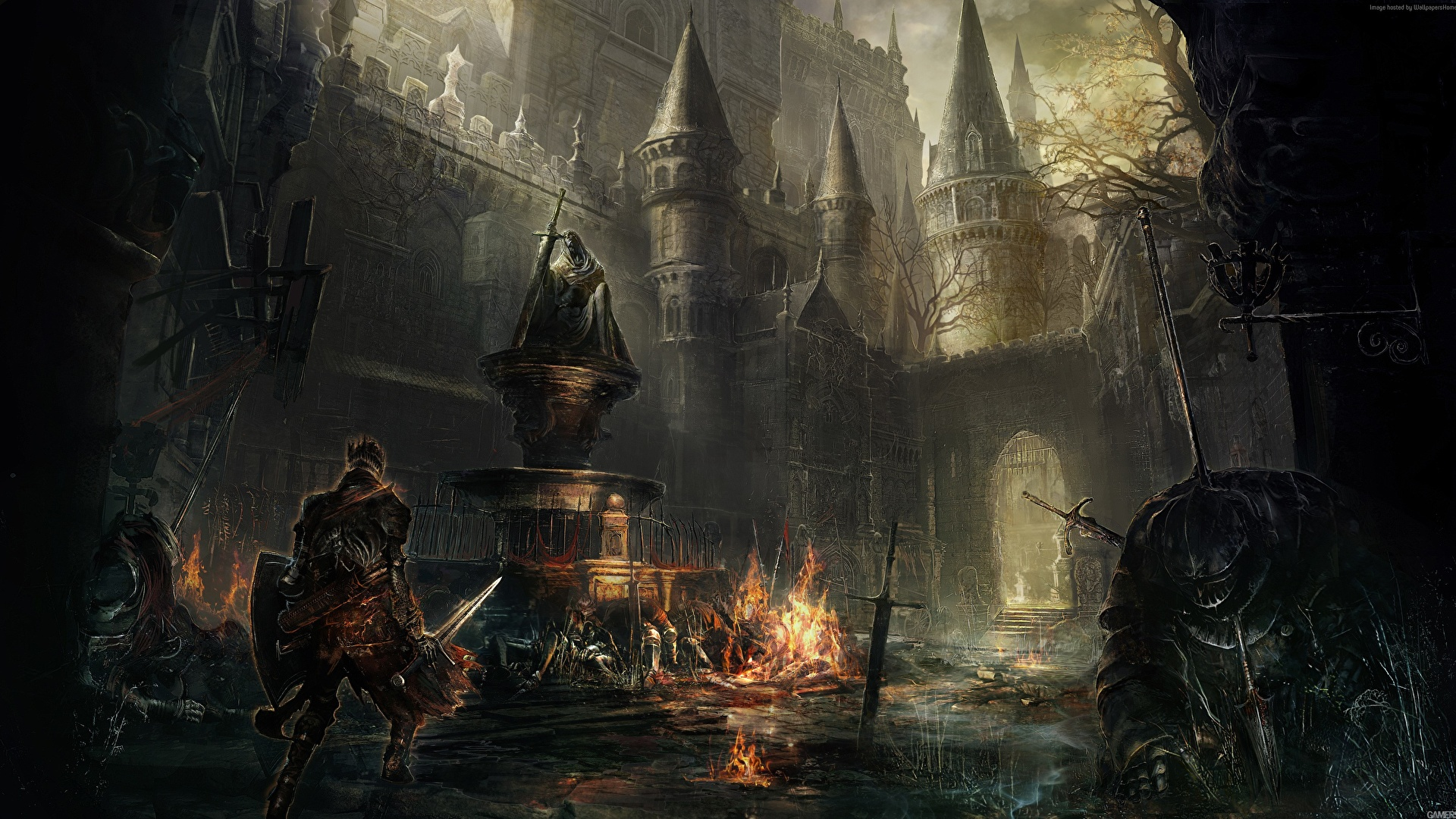 dark, souls, dark, souls, warrior, knight без смс