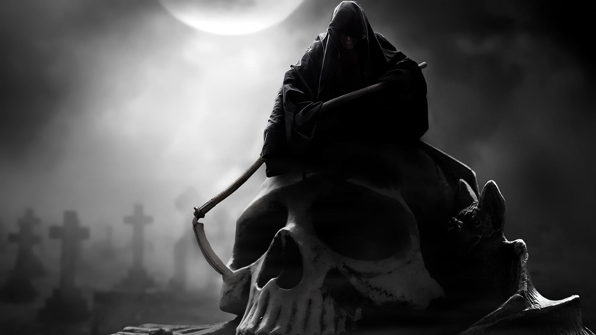 Обои На Рабочий Стол Смерть