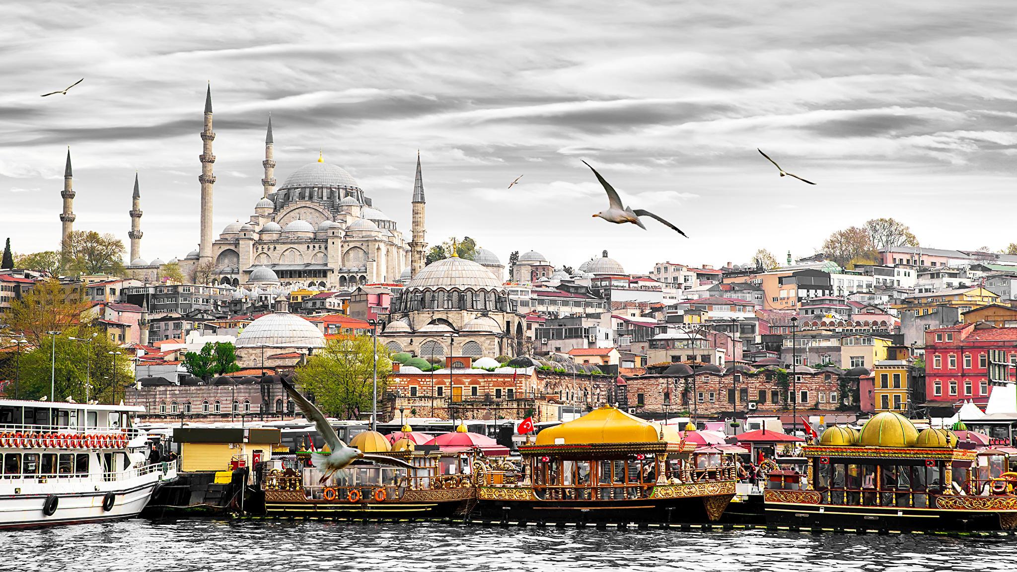 Стамбул - это самый что ни на есть город контрастов!