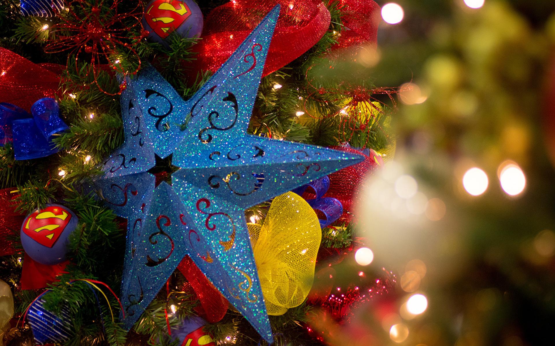 Ель украшения звезда Spruce decoration star бесплатно