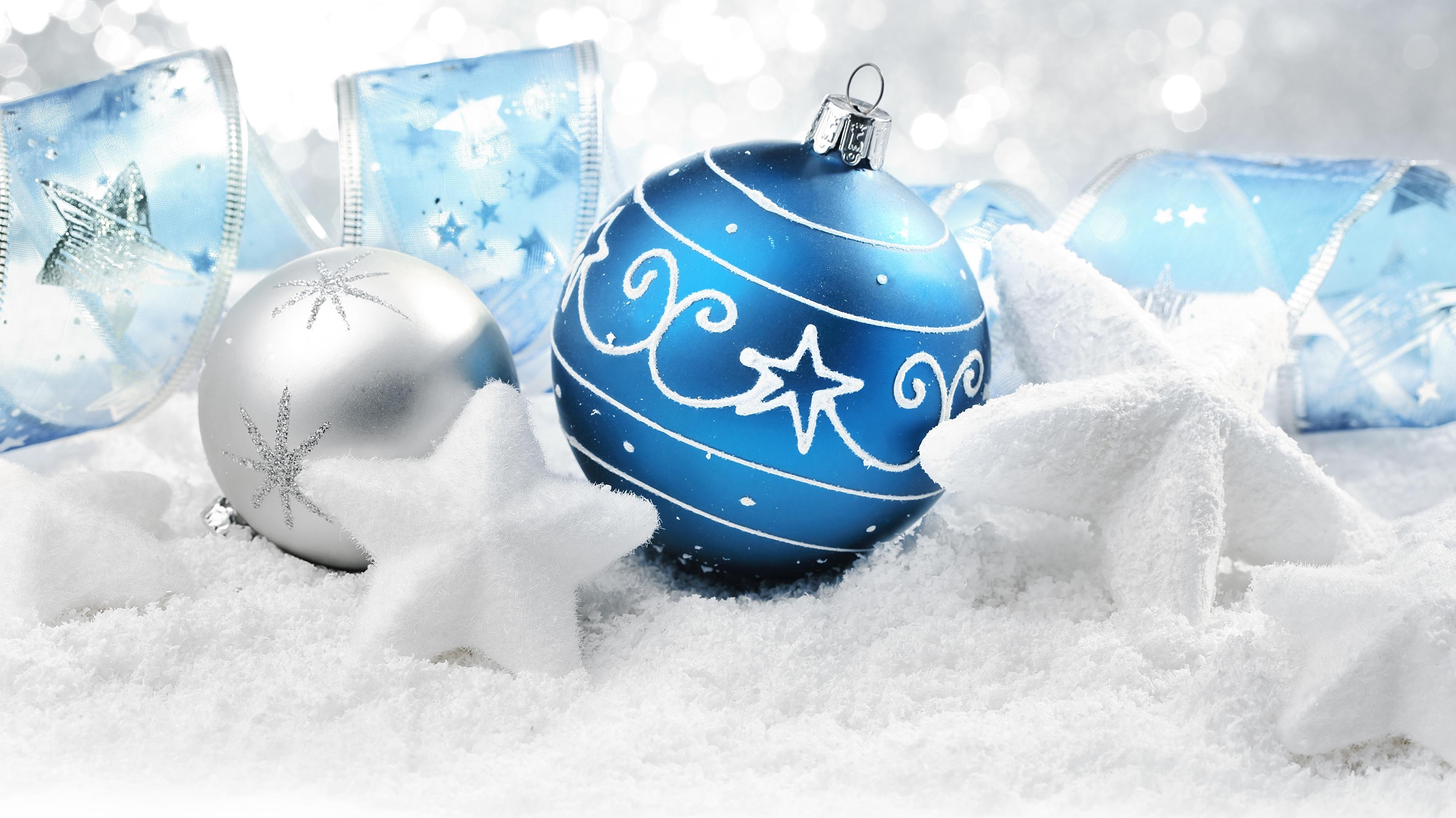 Шары украшения новый год снег Balls decoration new year snow онлайн