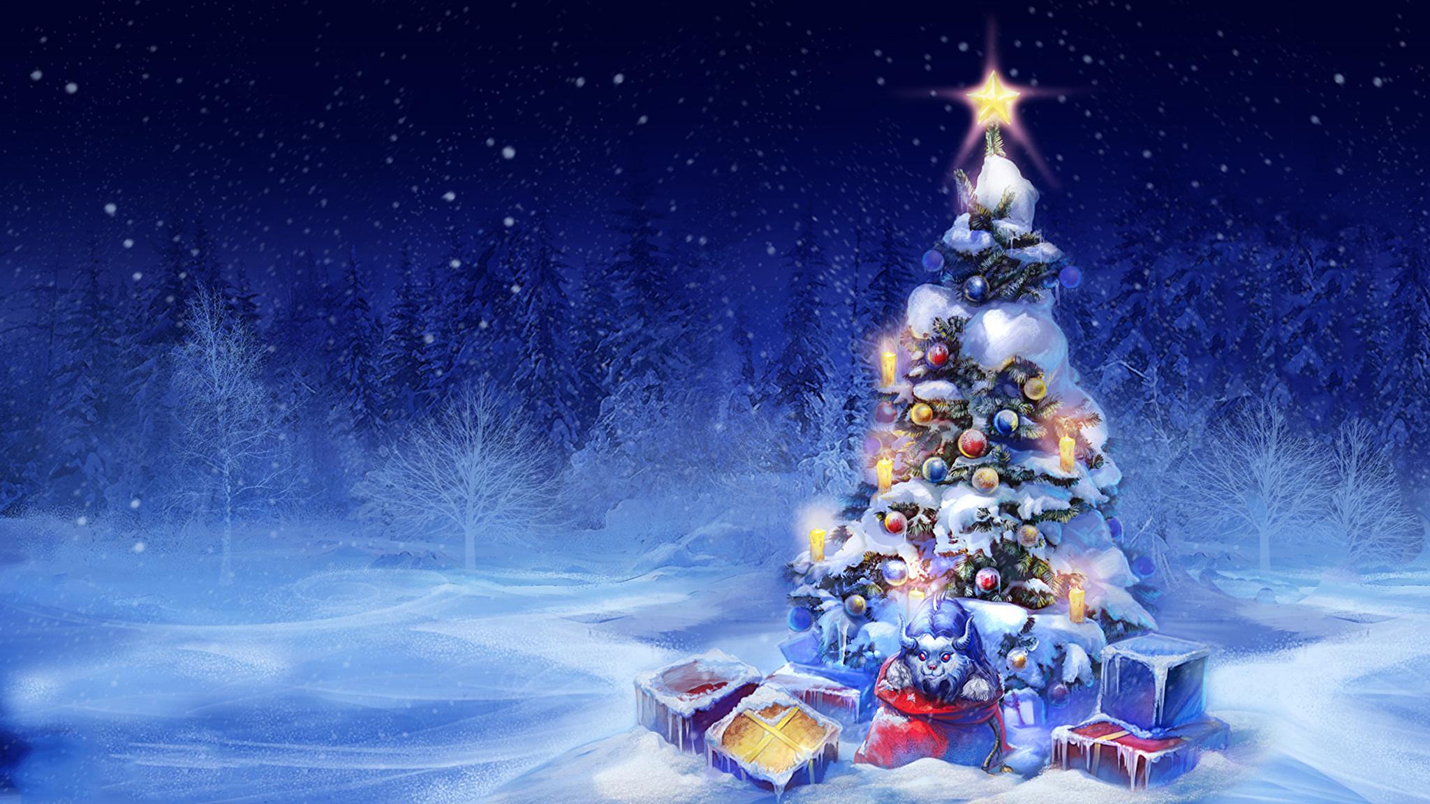Скачать Обои На Телефон Рождество