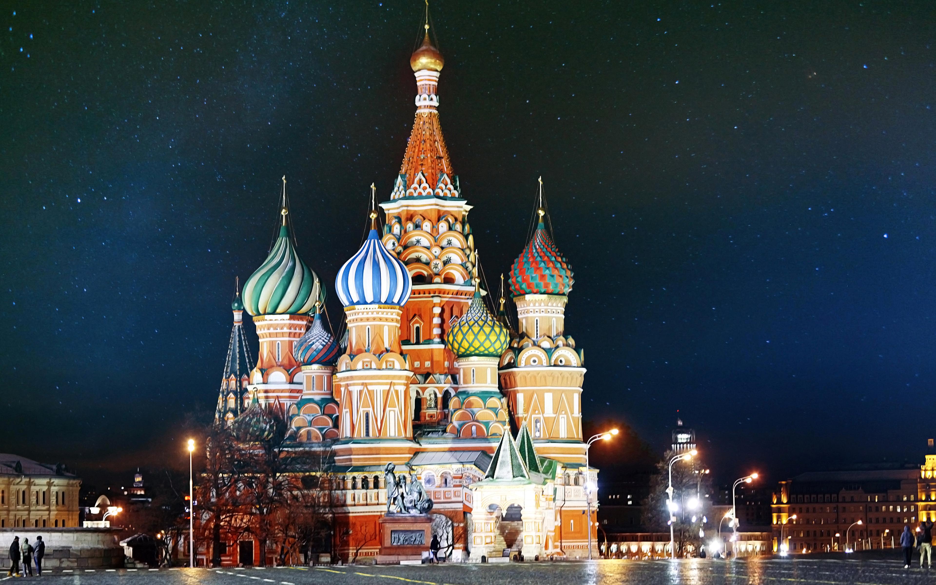 Обои moscow, храм василия блаженного, красная площадь. Города foto 19
