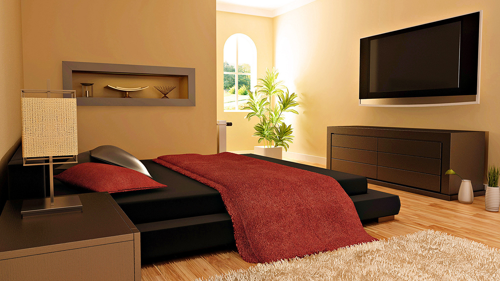 Дизайн спальни загрузить