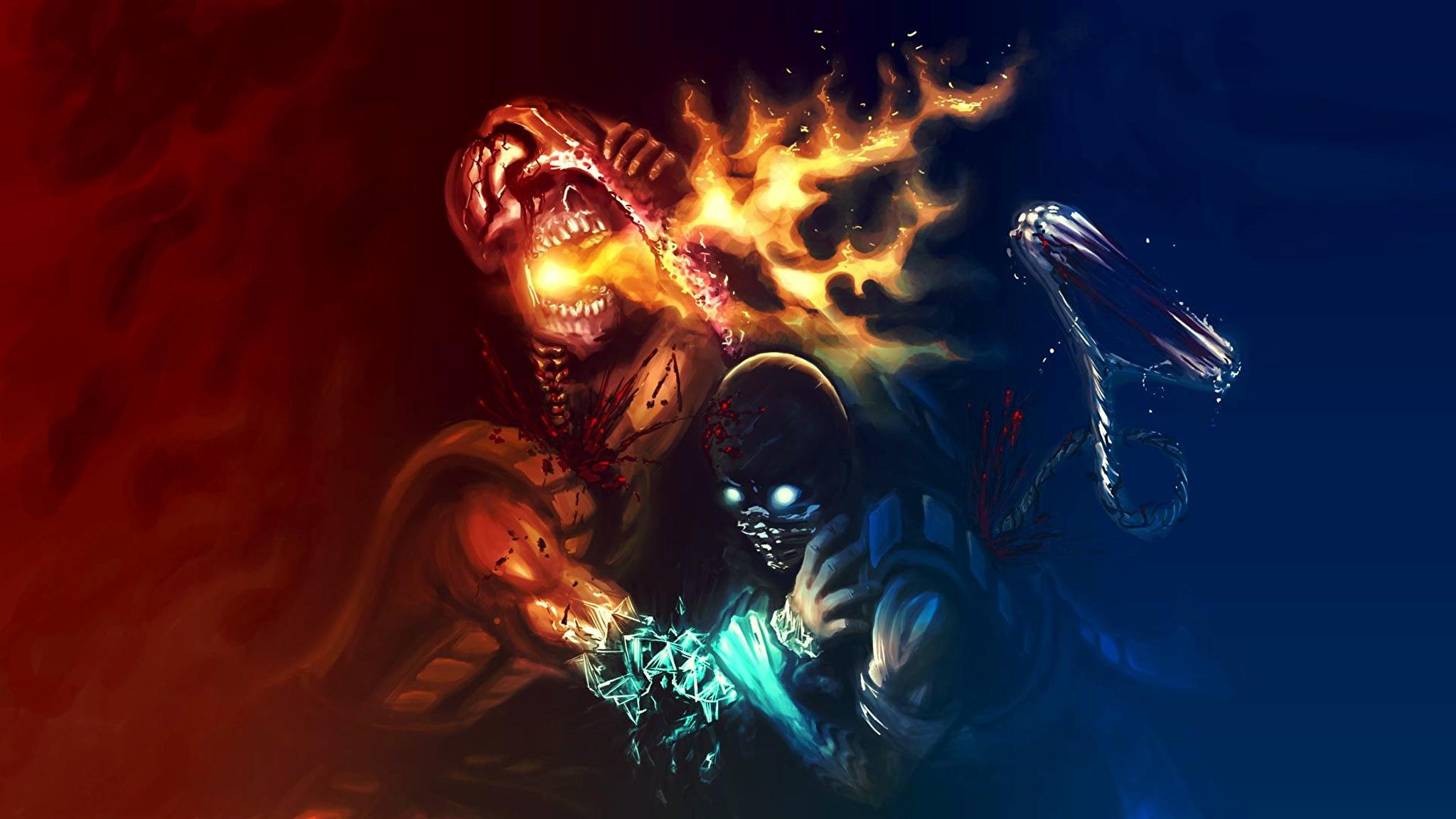 Mortal Combat без смс