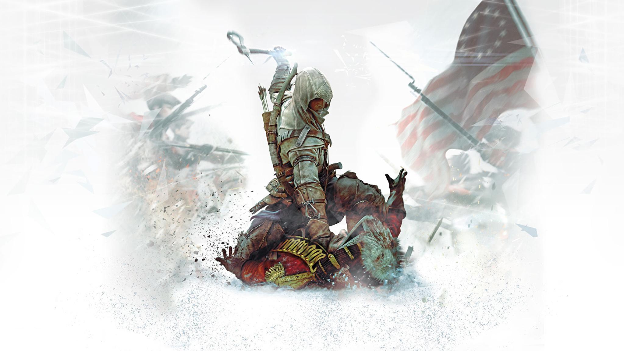 aleksander assassins creed iii - HD1366×768