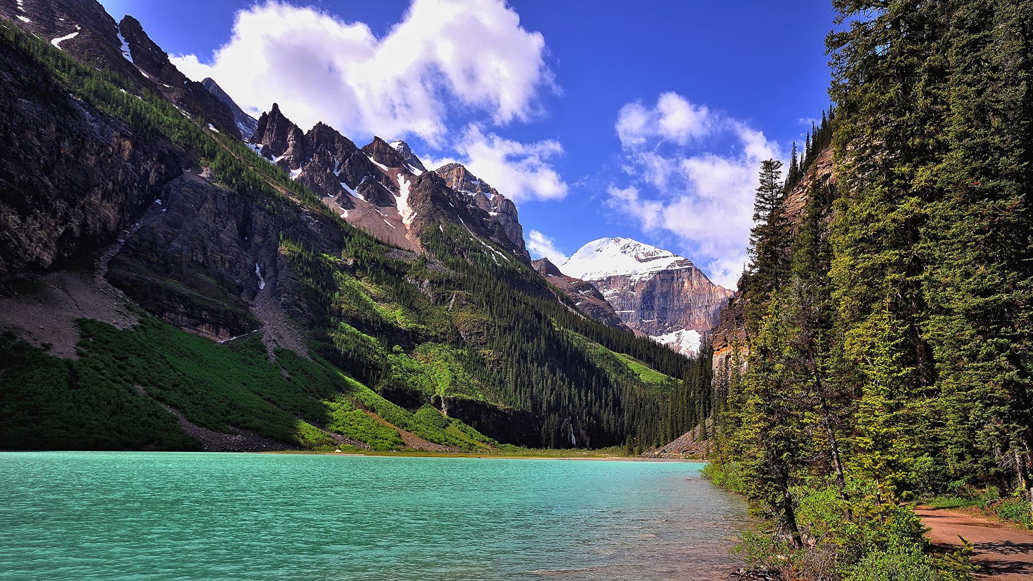 озеро горное озеро горы загрузить