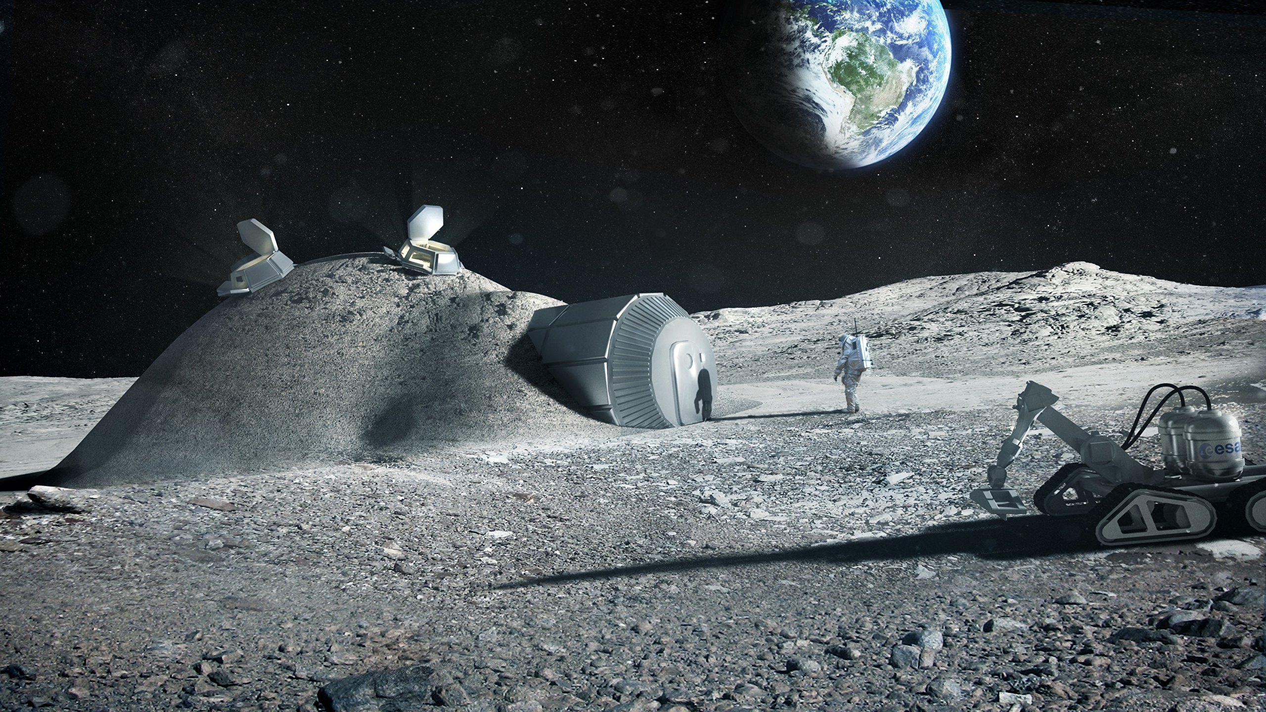 Обои земля, поверхность. Космос foto 19