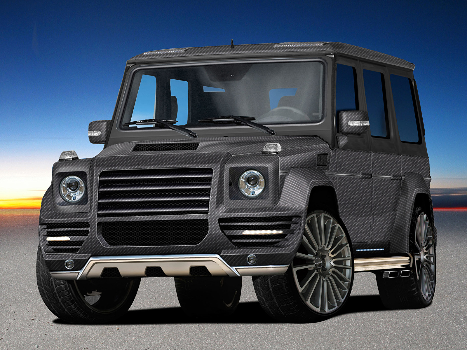 Фотографии Автомобили Mercedes-Benz Mansory G-Couture Гелентваген 1600x1200 авто машина машины автомобиль Мерседес бенц G-класс