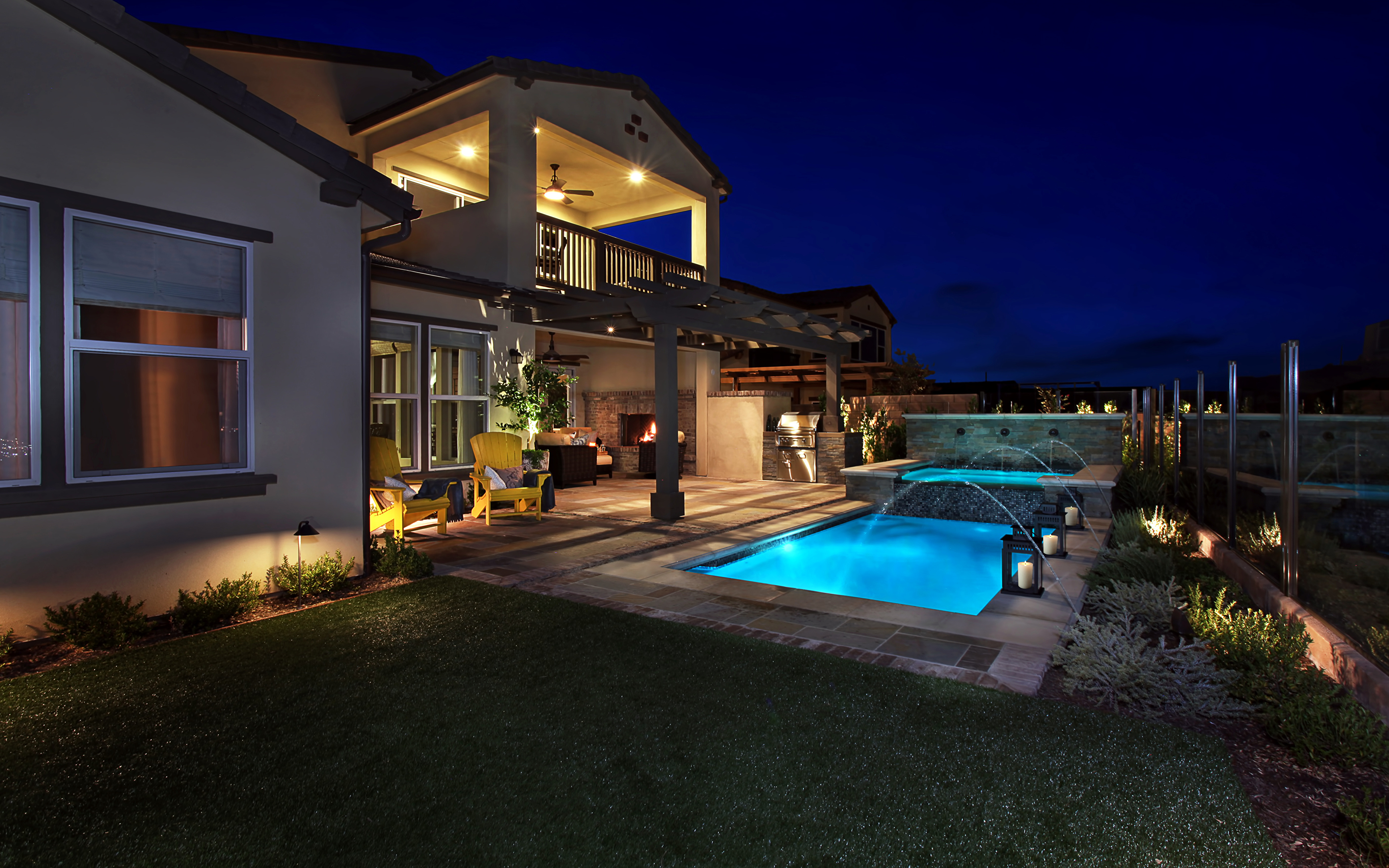 бассейн ночь pool night загрузить