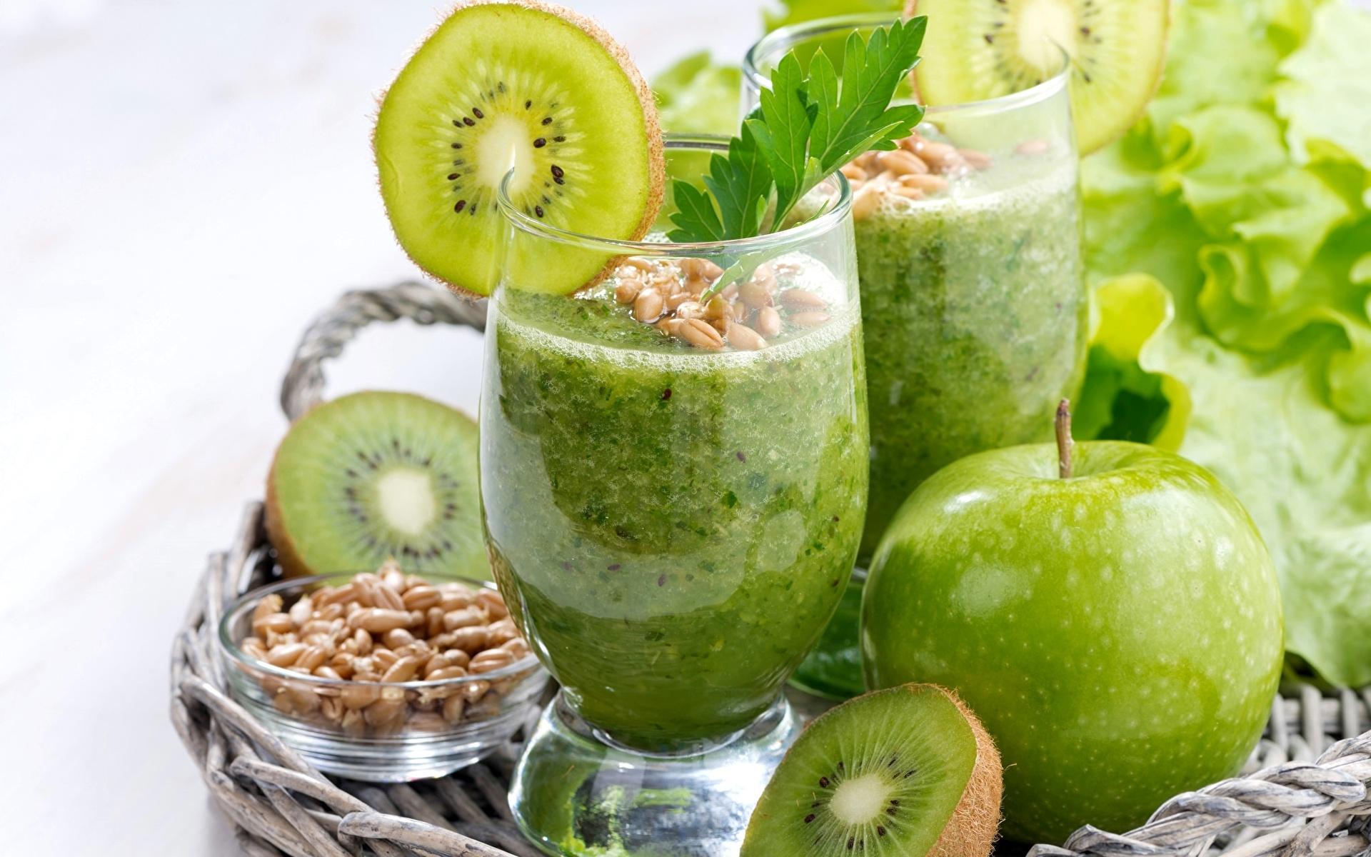 Яблочная или овощная диета