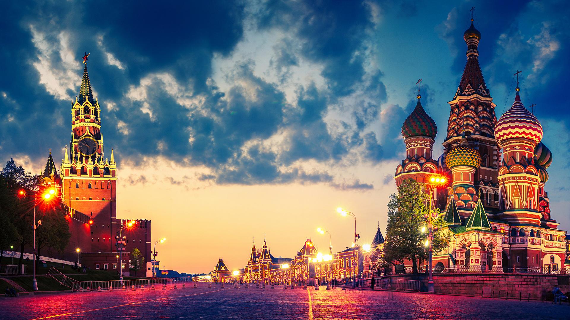 Обои россия, красная площадь. Города foto 13