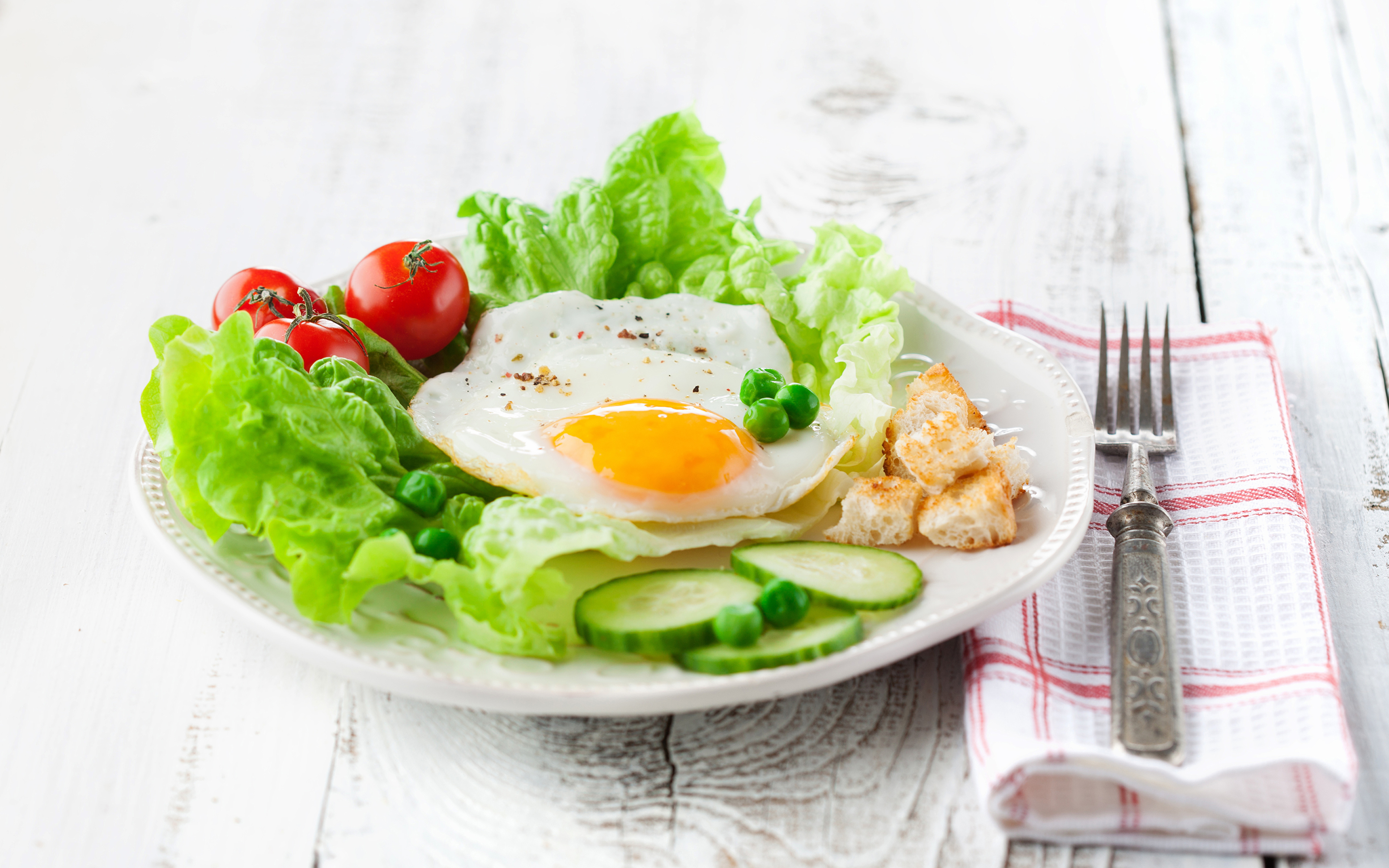 Диета Завтрак Яичница. Всегда ли нельзя есть жареное при похудении, или есть исключения из правил?