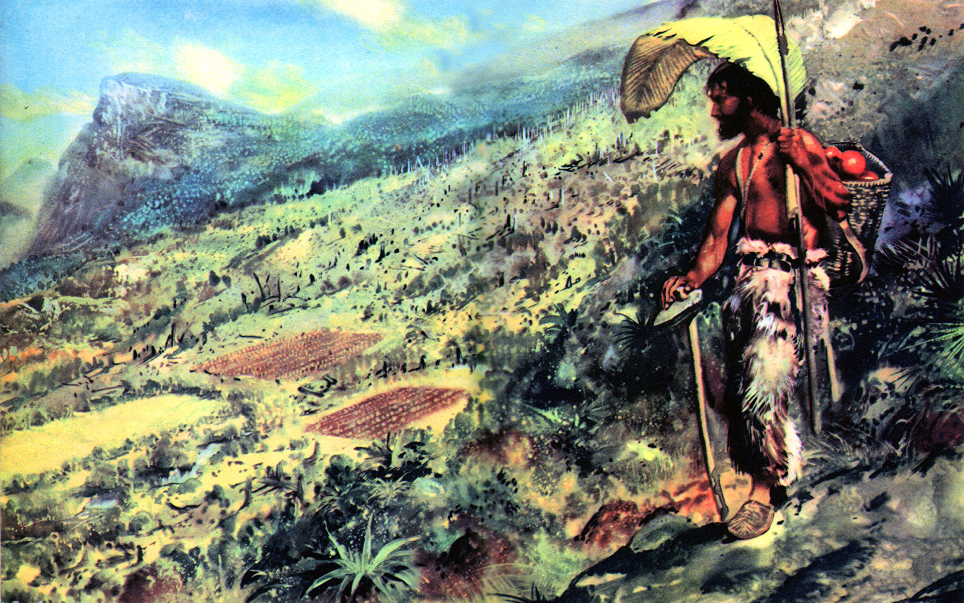 the imperialistic views of robinson crusoe