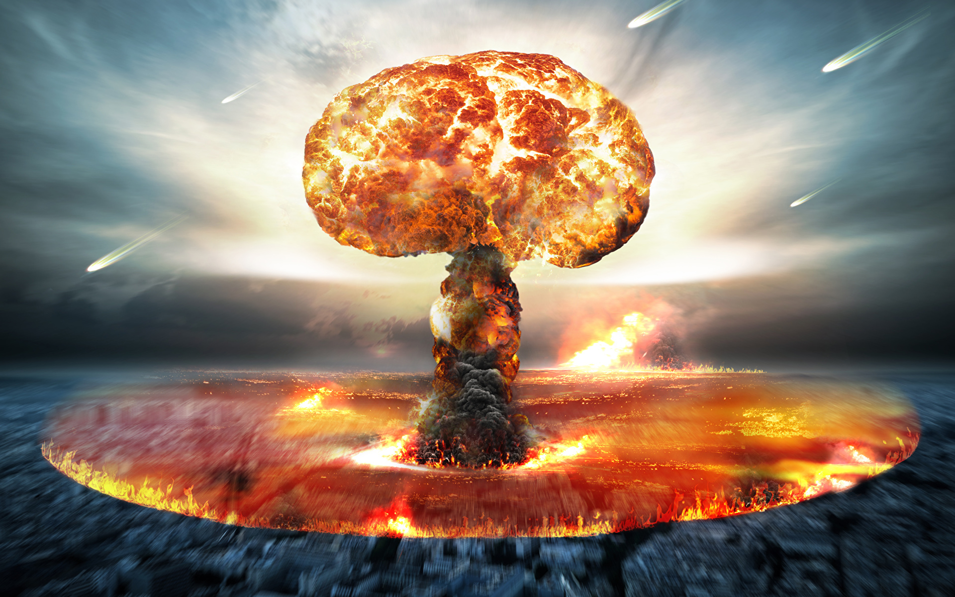a look at the weapon of mass destruction the atomic bomb Weapons of mass destruction weapon of mass destruction includes chemical warfare agents may be called a fire bomb or flame weapon.