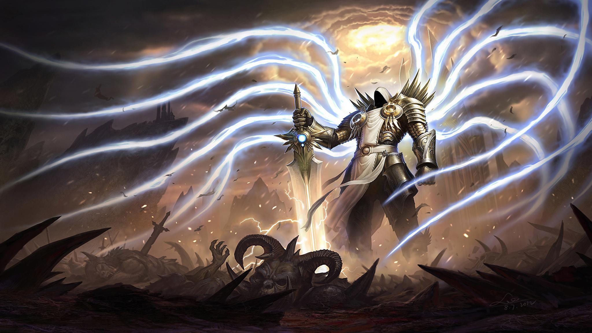 фэнтези diablo 3 reaper of souls скачать