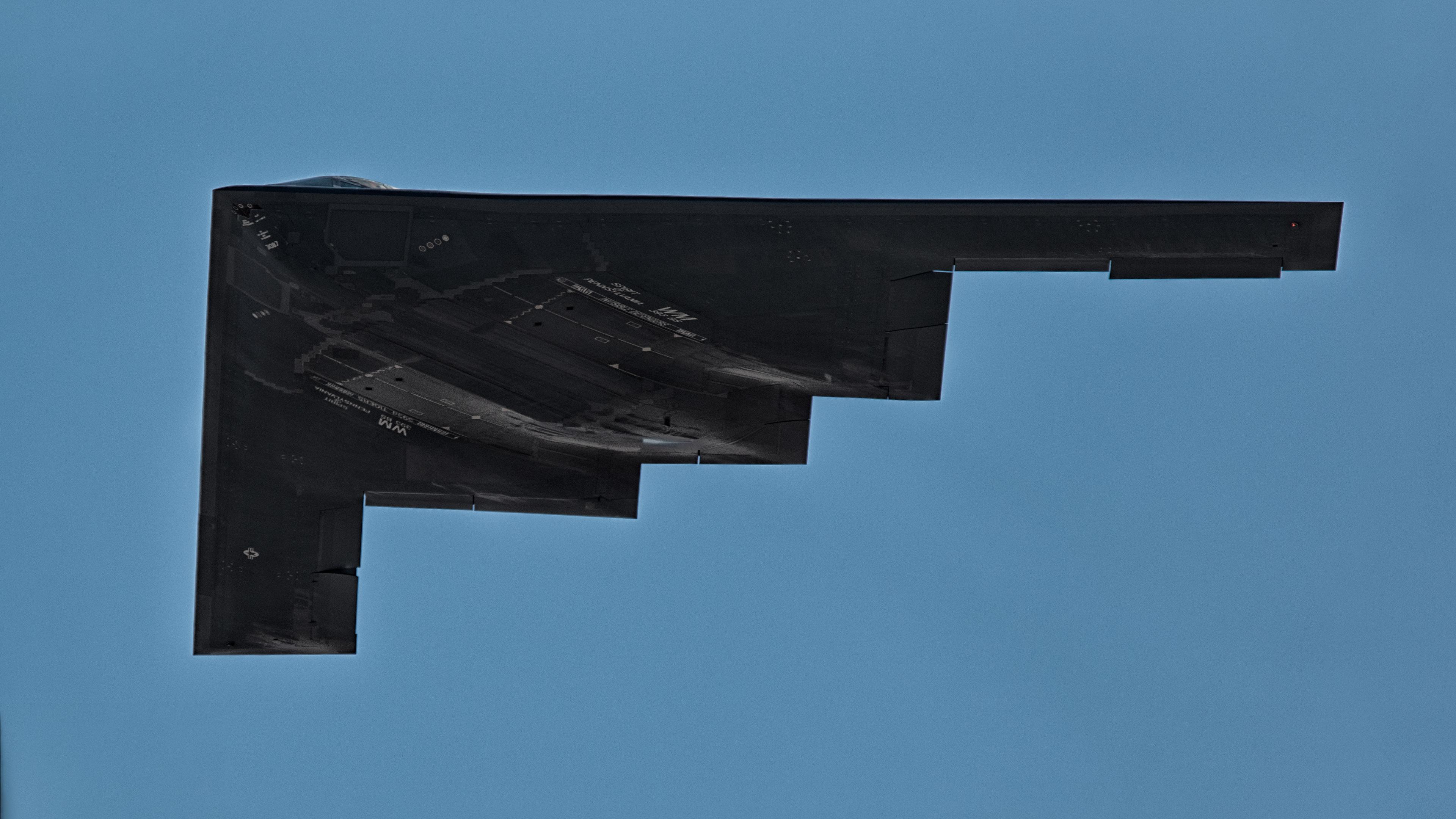 Обои B-2a, стратегический, бомбардировщик. Авиация foto 8