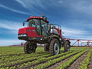 Картинка Сельскохозяйственная техника Поля 2011-20 Case IH Patriot 4430