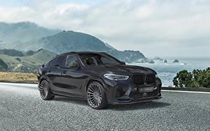 Фотографии BMW Серая Металлик Кроссовер 2021 X6 M Competition автомобиль