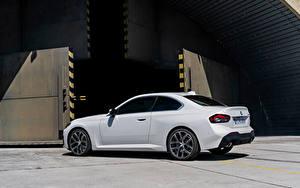 Картинки BMW Белый Металлик Купе 220i Coupe, (Worldwide), (G42), 2021 авто