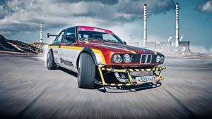 Фотографии BMW E30 3 Series Drifting Автомобили
