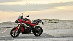 Картинки БМВ Сбоку 2020-21 S 1000 XR Мотоциклы