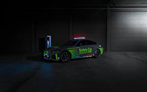 Картинки BMW Тюнинг 2021 i4 M50 Safety Car авто