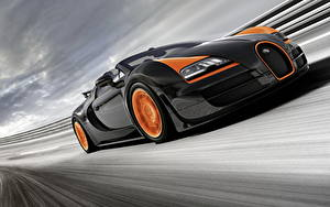Фотография BUGATTI Скорость Родстер 2013 Veyron Grand Sport Roadster Vitesse WRC Edition