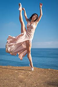 Картинка Балете Ног Танцуют Платья Девушки
