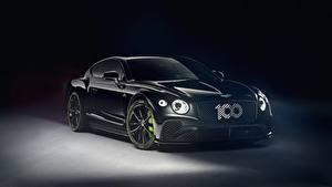 Фотография Бентли Черная Металлик Continental GT, Limited Edition 2020 авто