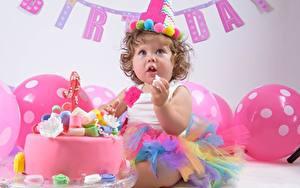 Фото Торты Праздники День рождения Девочки Дети
