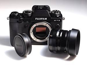 Картинка Объектив Вблизи Фотоаппарат FUJIFILM, X-T3