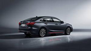 Фото Changan Серые Металлик Китайский Raeton CC Blue Drive, 2020 машина