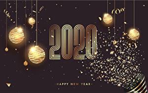 Фото Рождество 2020 Шарики