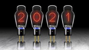 Фото Новый год 2021 Лампочка
