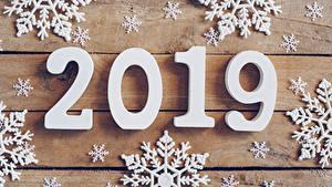 Фотография Новый год Доски 2019 Снежинки