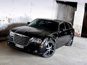 Фотографии Chrysler Черный Металлик 2007 300C SRT8 E490 Touring