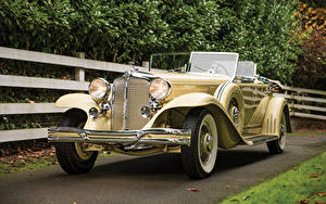 Фотография Chrysler Винтаж Кабриолета 1931 Imperial Dual Cowl Phaeton by LeBaron