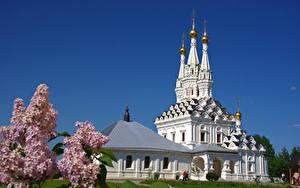 Фото Церковь Лето Россия Smolensk region, Church Of Hodegetria Города