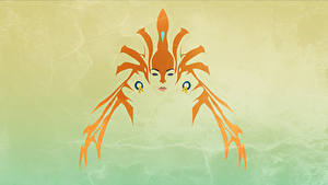 Фотография DOTA 2 Naga Siren Русалки Сверхъестественные существа Силуэты Игры Фэнтези