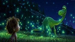 Фотография Динозавры Хороший динозавр мультик