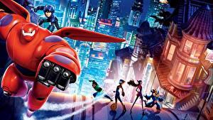 Фотография Фантастический мир Робот Big Hero 6