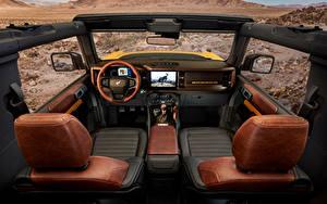 Фотография Форд Салоны Внедорожник Bronco 2, Door Preproduction, 2020