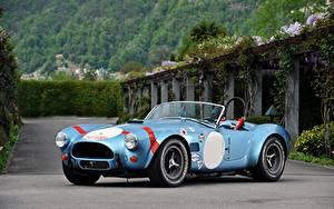 Обои Форд Тюнинг Винтаж Кабриолет Родстер 1964 Shelby Cobra 289 FIA Competition Roadster Автомобили