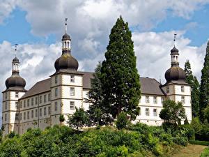 Фото Германия Замок Дерева Schloss Sternberg