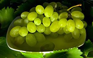 Обои Виноград Вблизи Пища