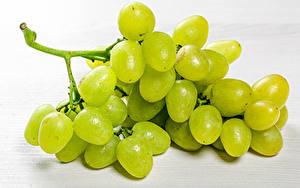 Картинки Виноград Вблизи Зеленый