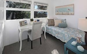 Картинки Интерьер Дизайн Спальня Кровать Стулья