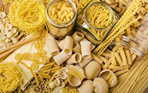 Фото Банка Макароны Продукты питания